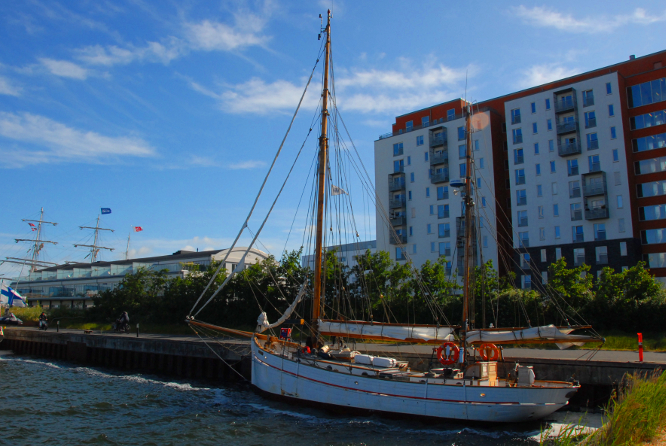BETTY (1913) am 03.07.2019 in Aalborg © Andreas Zedler